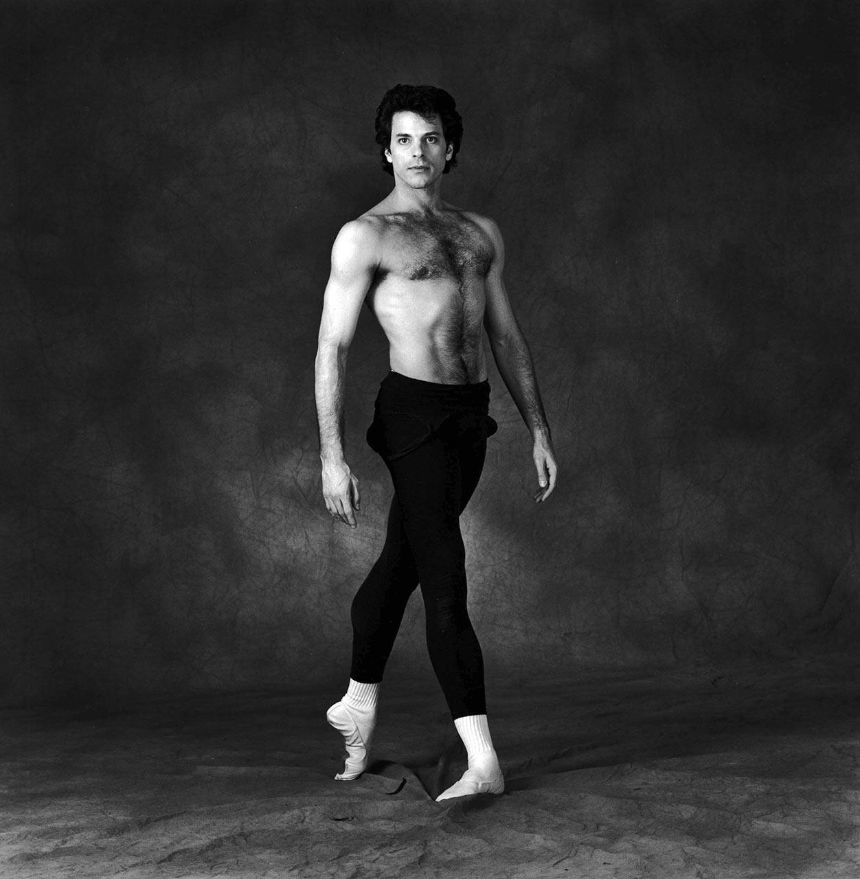 Ethan Brown American Ballet Theatre 1994 Nancy Ellison